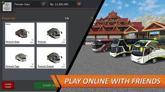 Bus Simulator Indonesia 3.4.3 MOD APK [UNLIMITED MONEY] 5