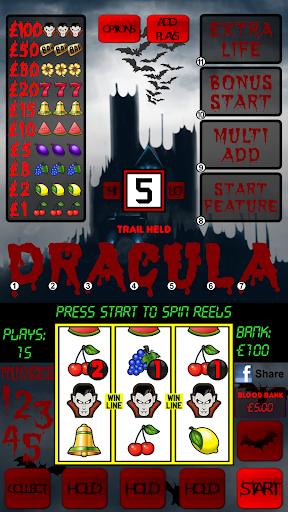dracula fruit machine screenshot 1