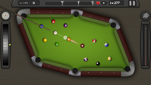 Billiards World - 8 ball pool modavailable screenshots 6