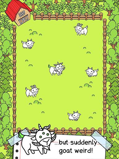 Goat Evolution - Mutant Goat Farm Clicker Game screenshots 10