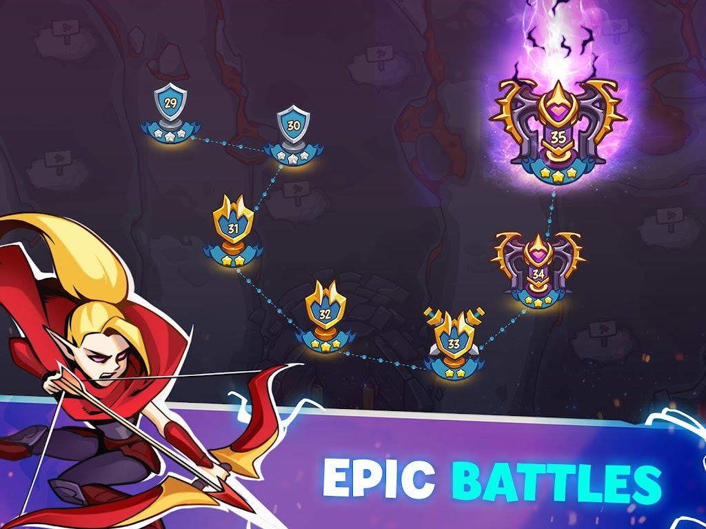 Empire Defender TD: Tower Defense Strategy Game TD poster 9