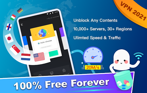 NetCapsule VPN | Free VPN Proxy, Fast VPN, Unblock 1.1.300 Screenshots 1