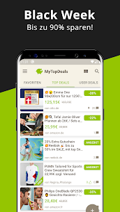 MyTopDeals   Schnäppchen App For Pc, Windows 7/8/10 And Mac – Free Download 2020 1