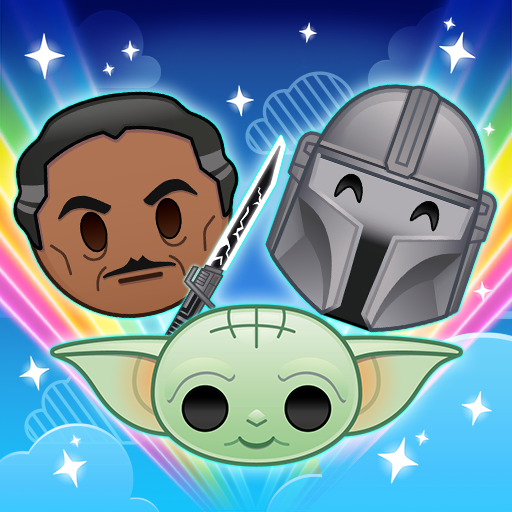 Collect and play with hundreds of Disney, Pixar and Star Wars emojis!