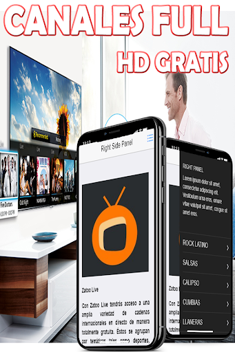 Foto do Watch Free Live TV in Spanish HD Channels Guide