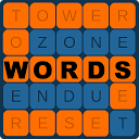 Five Words - A Word Matrix Puzzle Game