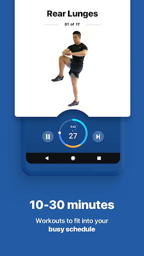 Fitify: Workout Routines & Training Plans 1.9.5 Screenshots 3