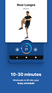 Fitify: Training Plans at Home (MOD, Pro) v1.9.13 3