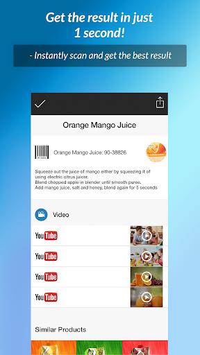 QR Scanner & Barcode reader  Screenshots 2