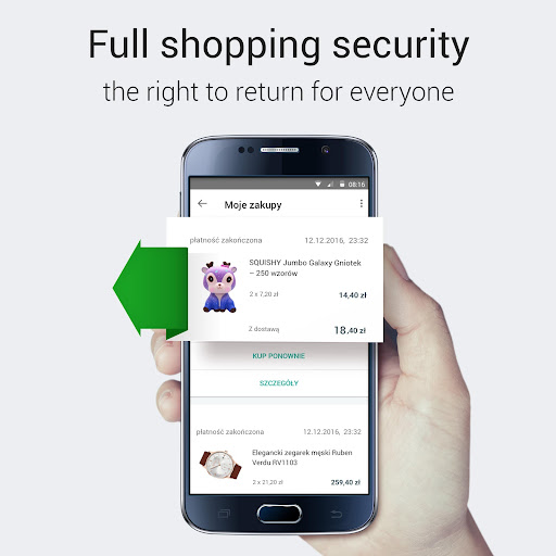 Allegro - convenient and secure online shopping 6.58.1 Screenshots 5