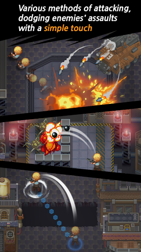 Mystic Gunner: Roguelike Shooting Action Adventure  screenshots 5