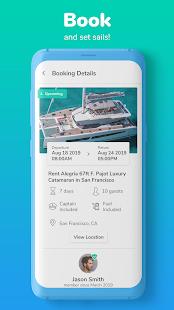Sail.me: Vacation Boat