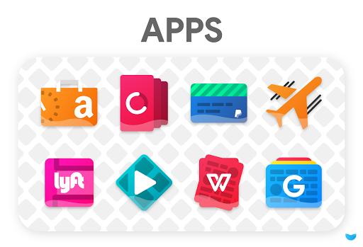 Glaze Icon Pack screen 0