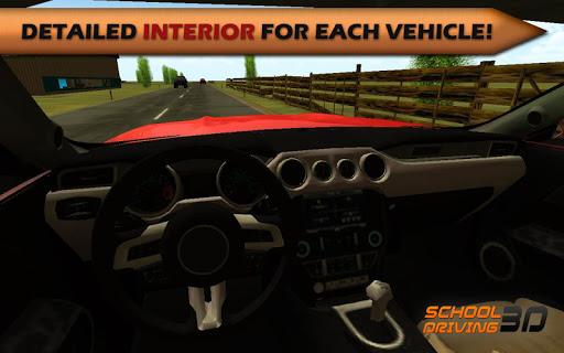 School Driving 3D 2.1 screenshots 12
