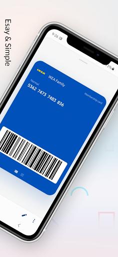 ONE Wallet - Your Pass Wallet 1.9.2 Screenshots 3