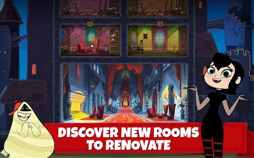 Hotel Transylvania Adventures - Run, Jump, Build! screenshots 20