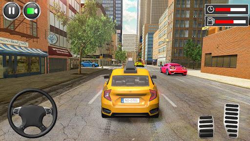 Grand Taxi Simulator : Modern Taxi Games 2020 1.9 screenshots 1