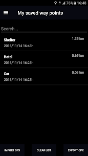 GPS Compass Navigator 4
