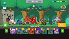 Monsters War: Epic TD Strategy Offline Gamesのおすすめ画像5