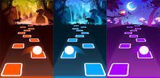 BLACKPINK Tiles Hop: KPOP Dancing Game For Blink!のおすすめ画像1