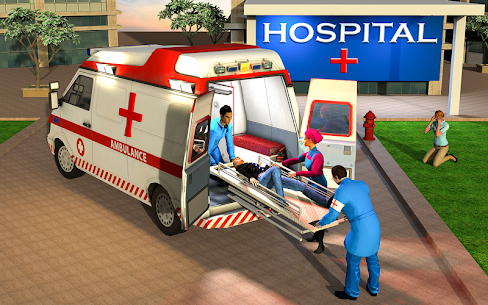 City Ambulance Rescue Emergency For Pc In 2020 – Windows 7, 8, 10 And Mac 2