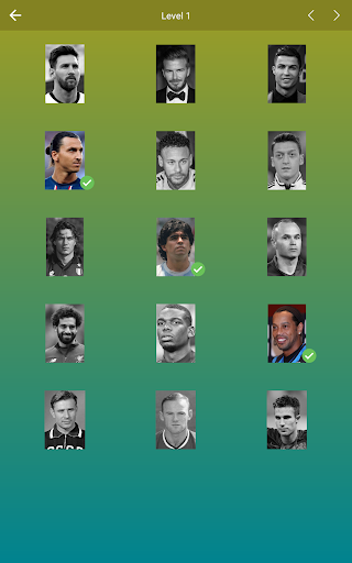 Guess the Soccer Player: Football Quiz & Trivia 2.20 screenshots 19