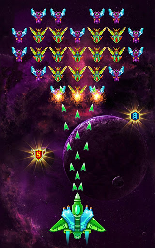 Galaxy Attack: Alien Shooter (Premium) android2mod screenshots 9