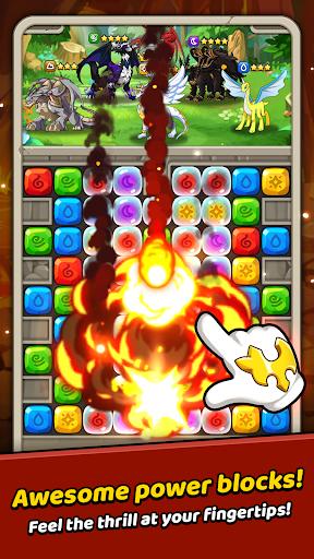 Dragon Village B - Dragon Breeding Puzzle Blast  screenshots 3