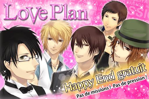 Code Triche Love Plan: Otome games français - jeux d'amour (Astuce) APK MOD screenshots 3