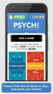 Psych! The best party game to play with friends Screenshot