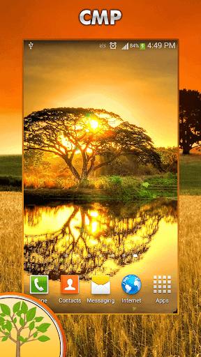 Nature Live Wallpaper screenshots 1