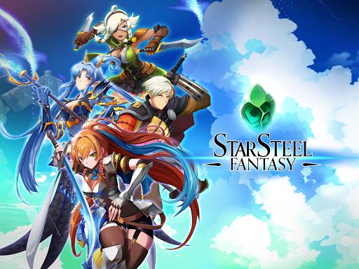 Starsteel Fantasy - Puzzle Combat  screenshots 9