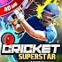 Cricket Superstar League 3D
