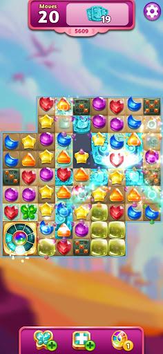 Genies & Gems - Match 3 Game  screenshots 7