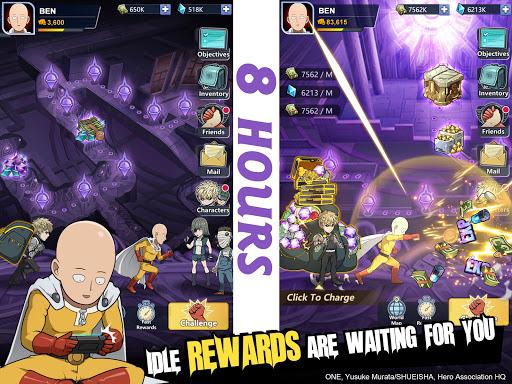 One-Punch Man: Road to Hero 2.0  Screenshots 11