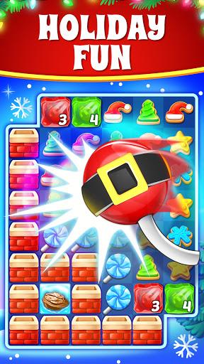 Christmas Cookie - Santa Claus's Match 3 Adventure 3.2.3 screenshots 5