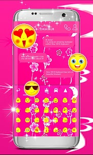 Keyboard Colors Pink 1.307.1.105 Mod APK Updated 2