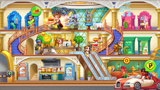 Hotel Craze: Grand Hotel Story 1.0.3 screenshots 9