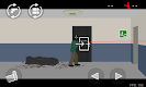 screenshot of Flat Zombies: Defense & Cleanup