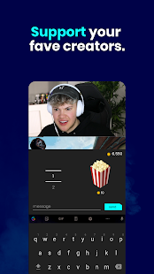 Caffeine: Live Streaming Screenshot