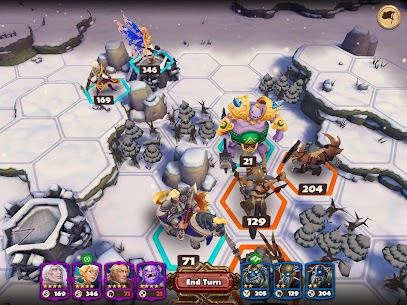 Warlords of Aternum MOD APK 1.22.0 (High DMG/HP) 15