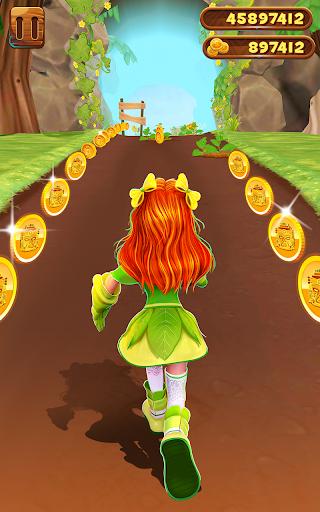 Royal Princess Jungle Running Games: New Game 2021 5.4 screenshots 1