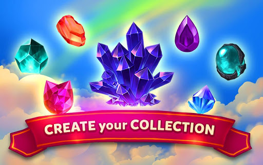 Merge Jewels: Gems Merger Evolution games  screenshots 2