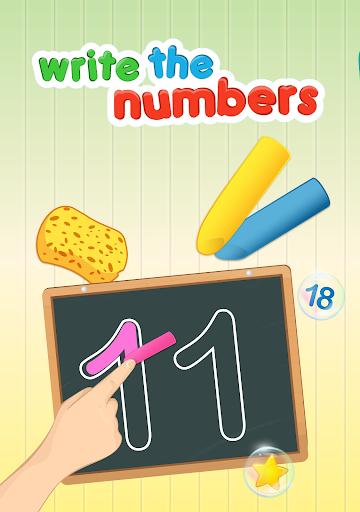 Write Numbers: Tracing 123 2.1.1 screenshots 6