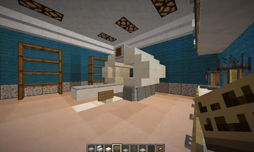 Mini Block Craft World 3D : Building Simulator apktram screenshots 2