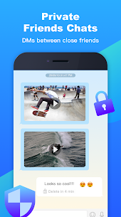 Kiki Chat Messenger: Free Private Friends Chats 2