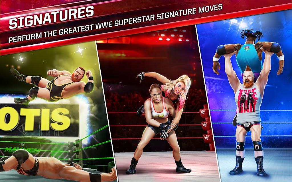 WWE Mayhem poster 10