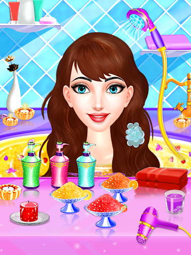Princess Beauty Makeup Salon - Girls Games 1.0.3 screenshots 16