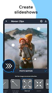 Movavi Clips - Video Editor with Slideshows screenshots 3