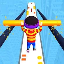 Slide Roof Rails - Join Giant Run Rush Race 3D APK
